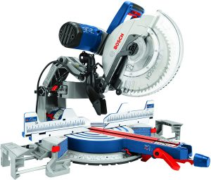 5. Bosch Power Tools (GCM12SD)12 Inches Miter Saw