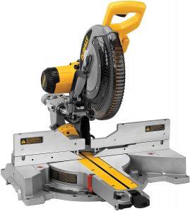 3. Dewalt (DWS780) 12 inch Miter Saw