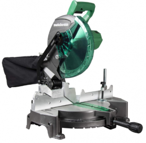 1.Metabo HPT 10 Inch Compound Miter Saw