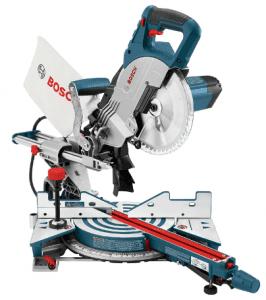 2.Bosch (CM8S) 8-1/2 Inch Compound Miter Saw