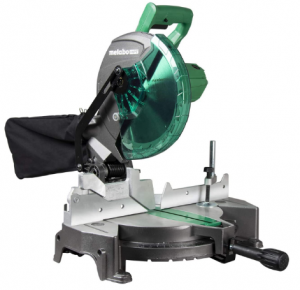 5.Metabo (C10FCGS) 10 Inch Compound Miter Saw