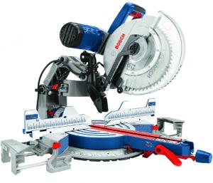 2.Bosch (DCM12SD) Sliding Miter Saw