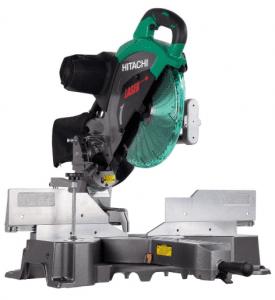 9.Hitachi C12RSH2 Compound Miter Saw