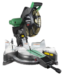 7.Metabo HPT 12 Inch Compound Miter Saw
