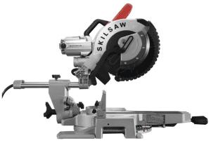 3.Skilsaw (SPT88-01) Sliding Miter Saw
