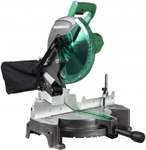 1. Metabo Miter Saw ( C10FCGS)