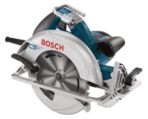 5.Bosch (CS10) 7-1/4 Inch Circular saw