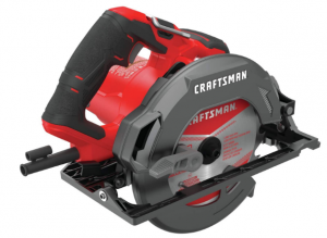 3.Craftsman Circular Saw (CMES510) 15-AMP