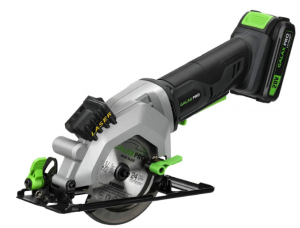 1.Galaxy Pro 20v Cordless Circular saw