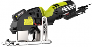 9.Rockwell Circular Saw Corded-Electric