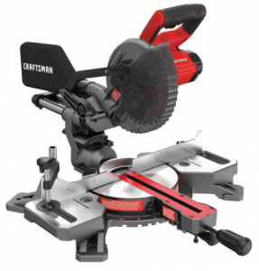 7.Craftsman (LS1040) 10 Inch Compound Miter Saw