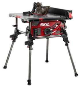 5.Skil TS6307-00 15 AMP Table Saw