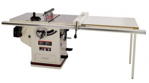2.Jet 798675pk Deluxe Table Saw