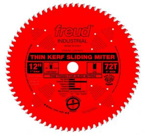 1.Freud 12-inch Miter Saw blade